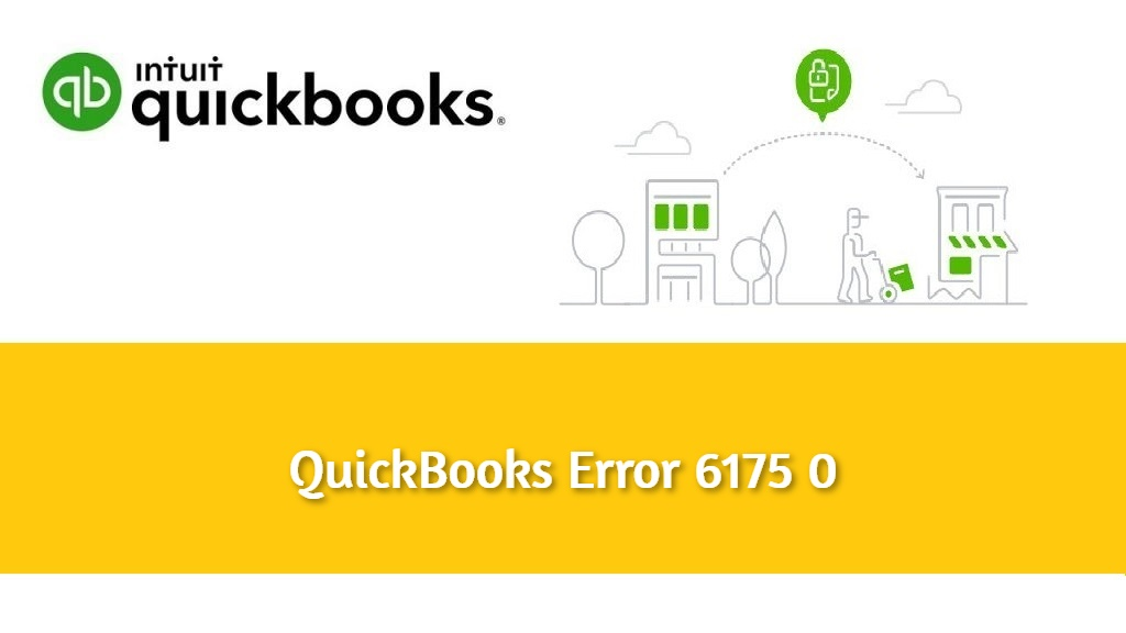 Learn How to Resolve the QuickBooks Error Code 6175 0?